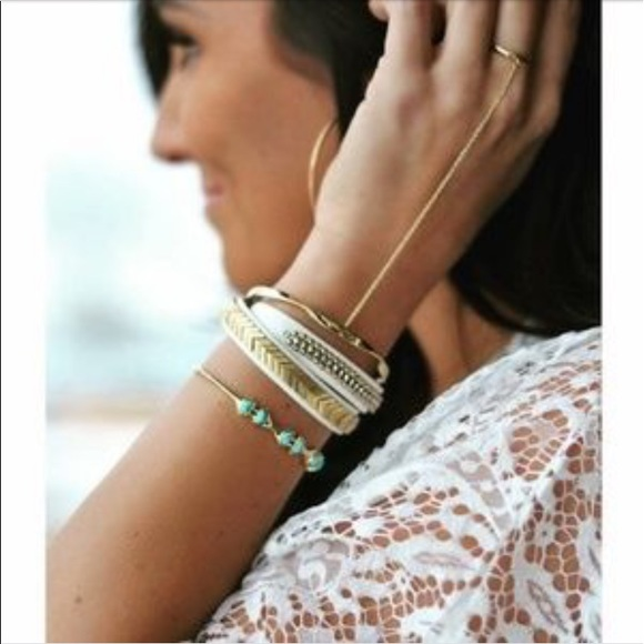 Stella & Dot Jewelry - Bridge bracelet